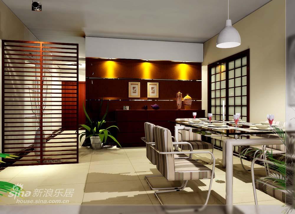 其他 别墅 餐厅图片来自用户2558757937在6招巧改新房格局87的分享