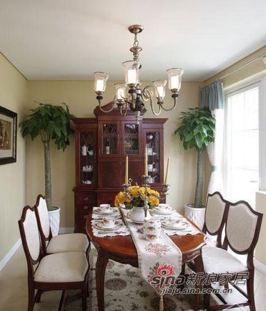 田园 二居 餐厅图片来自用户2737946093在20万打造2房2厅田园家21的分享
