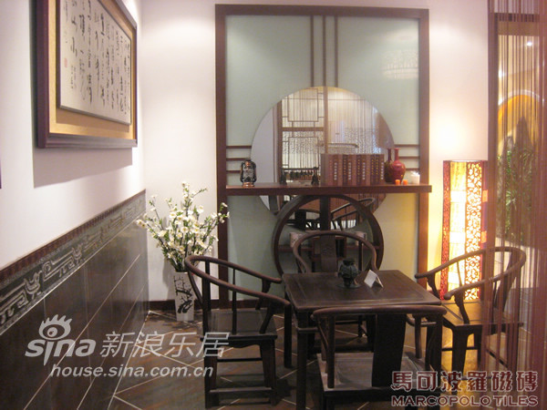 地中海 复式 客厅图片来自用户2757320995在新中式风格-马可波罗35的分享