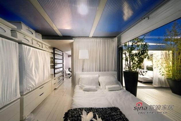 简约 二居 卧室图片来自用户2739378857在15平米马德里阁楼奢华体验57的分享