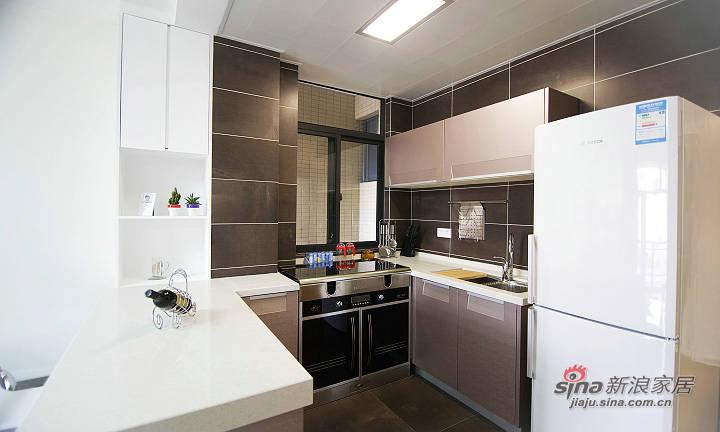 现代 三居 厨房图片来自xiaowu_15在120平现代简约风格舒适居54的分享