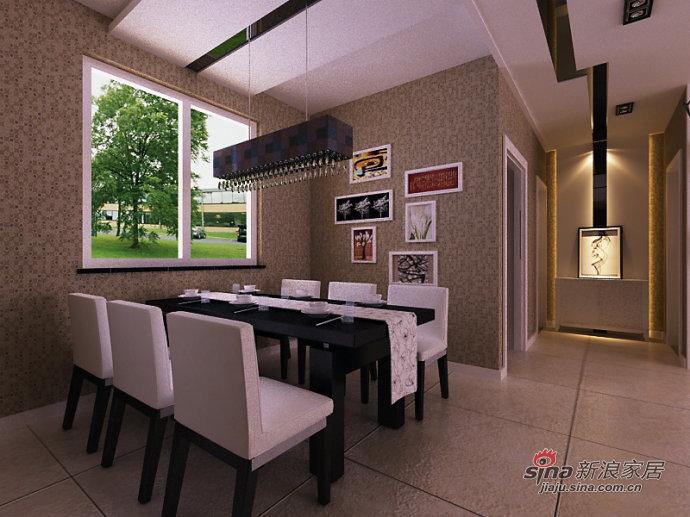 简约 二居 餐厅图片来自用户2559456651在4.4万打造简约两居室62的分享
