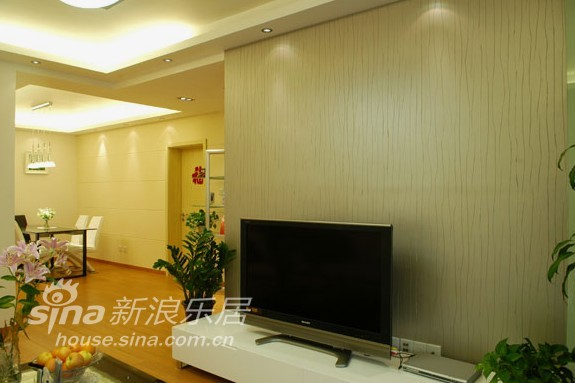简约 三居 客厅图片来自用户2737759857在东方公寓88的分享
