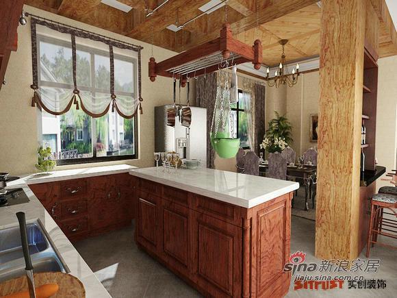 田园 别墅 客厅图片来自用户2557006183在北欧田园混搭打造御西庄园53的分享