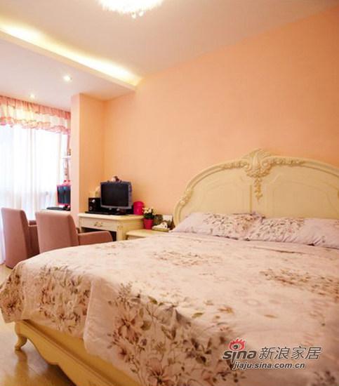 混搭 一居 卧室图片来自用户1907689327在8万打造屌丝的紧凑型婚房68的分享
