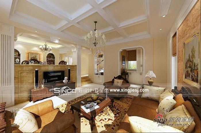 欧式 别墅 客厅图片来自用户2557013183在现代生活的舒适 欧式的典雅与豪华57的分享