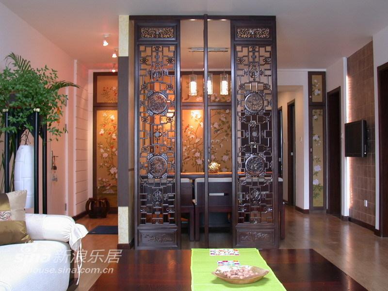 中式 三居 餐厅图片来自wulijuan_16在新中式风格实景照片93的分享