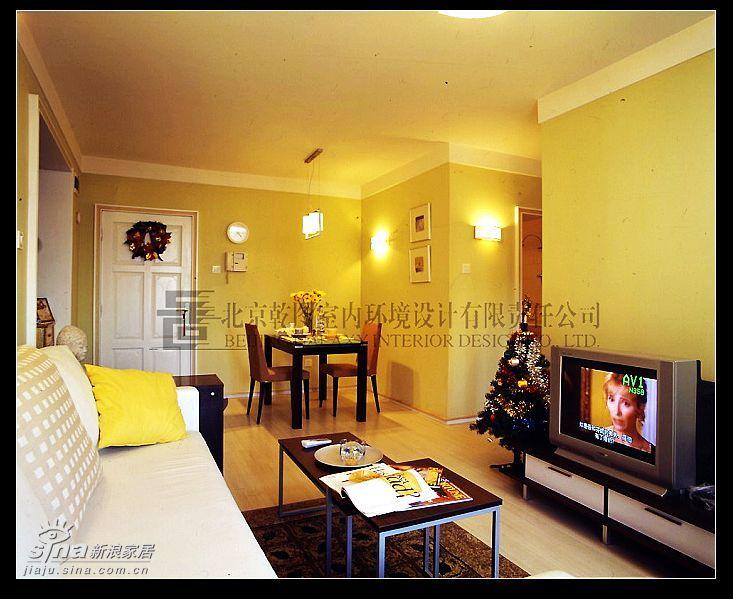 简约 一居 客厅图片来自用户2737782783在早期作品(简约)58的分享