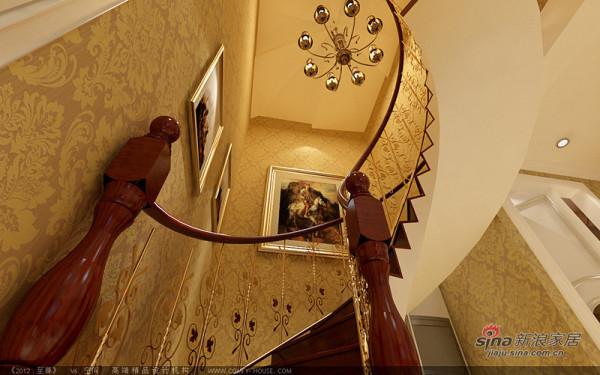 精致的楼梯
