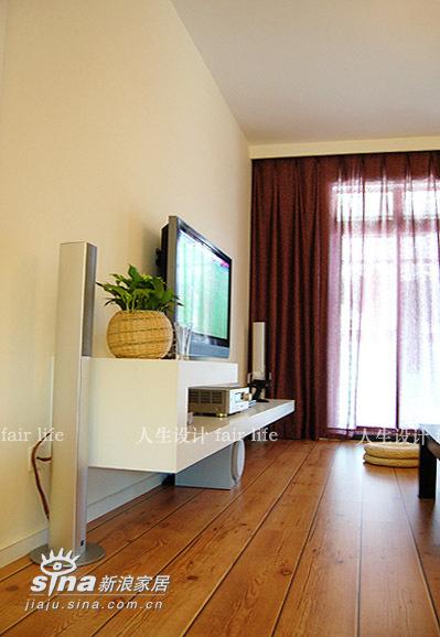 简约 二居 客厅图片来自用户2745807237在花四路超女家39的分享