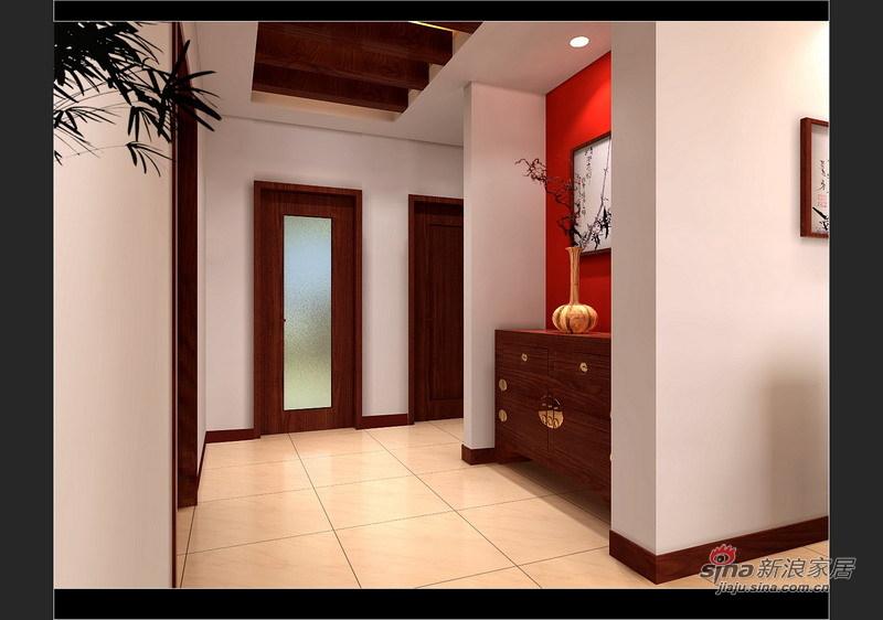 中式 复式 客厅图片来自用户1907658205在13万装150平古典复式4居40的分享