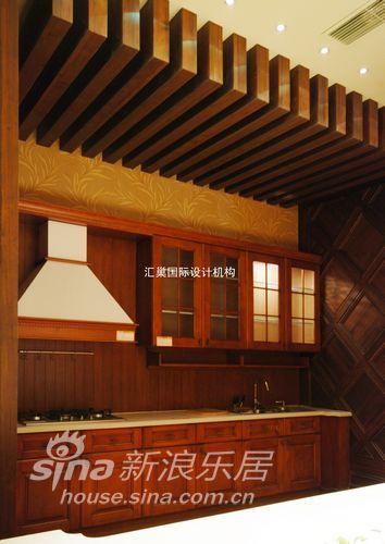 欧式 别墅 厨房图片来自用户2557013183在古色古香美式乡村72的分享
