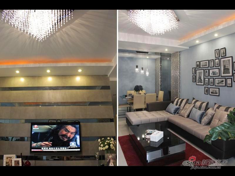 简约 二居 客厅图片来自用户2737782783在【高清】5万打造89平简约个性小家17的分享