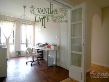 160平法式公寓,简约朴实米色调90