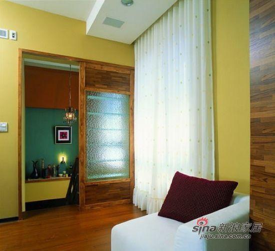 田园 三居 客厅图片来自用户2737946093在【田园风暴来袭】127平米自然风96的分享
