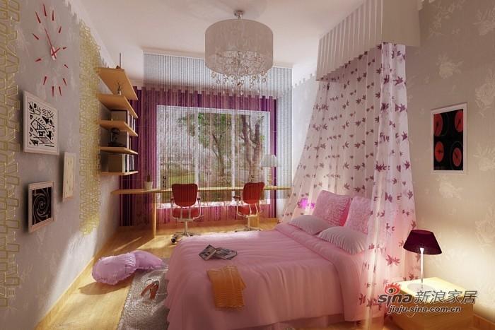 简约 二居 卧室图片来自用户2737735823在后现代扮2居完美古典爱家59的分享