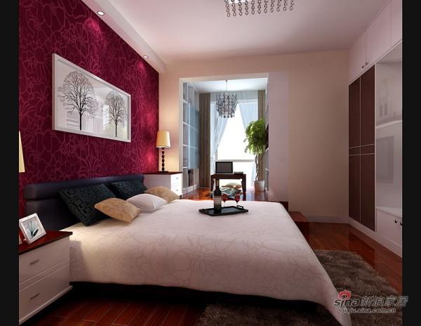 时尚温馨卧室