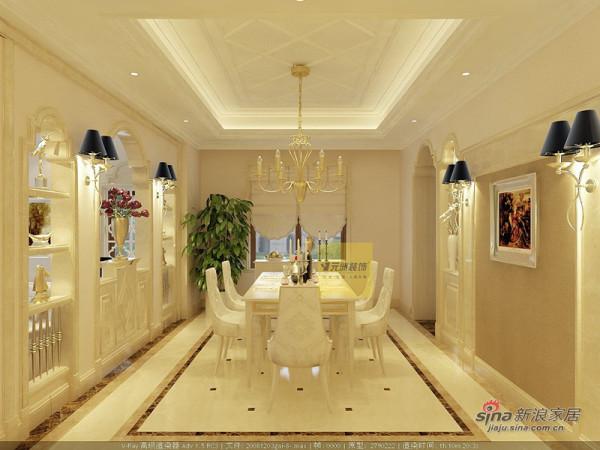 别墅白颜色搭配装修也精美