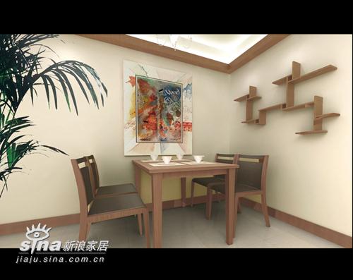 简约 二居 餐厅图片来自用户2737950087在泰式风情19的分享