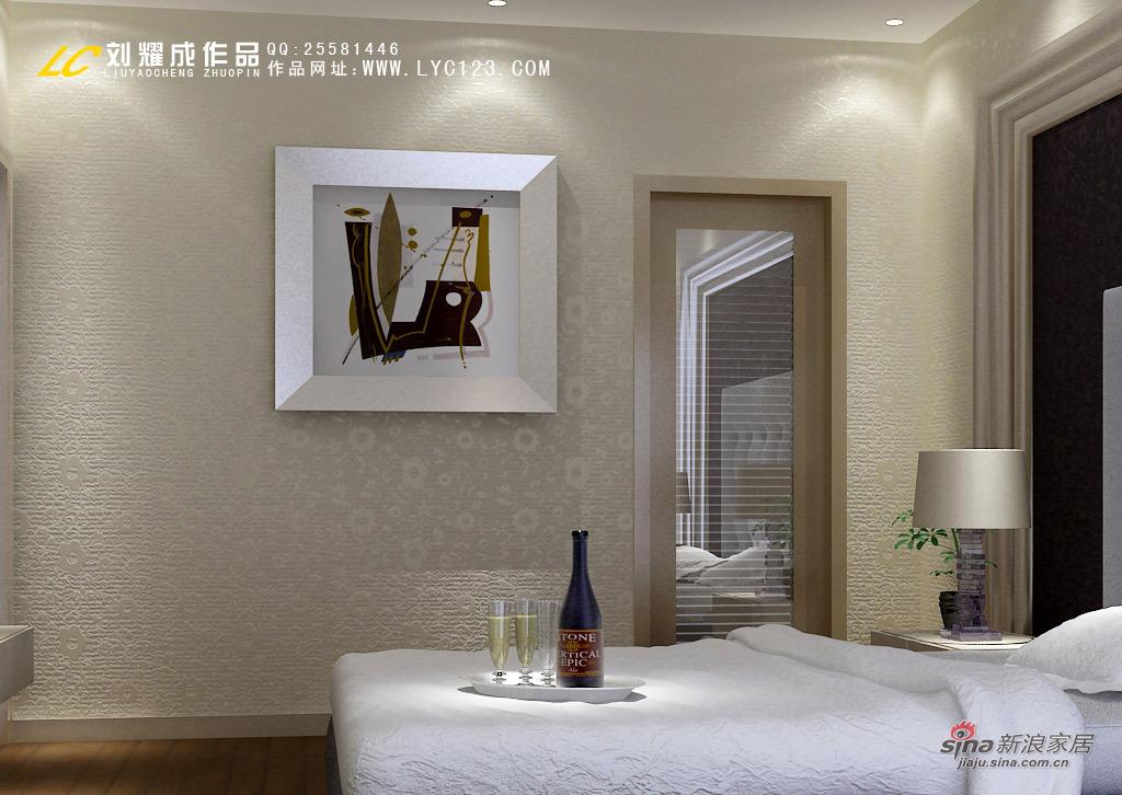 欧式 复式 卧室图片来自用户2746889121在270平君悦香邸--天下无双53的分享