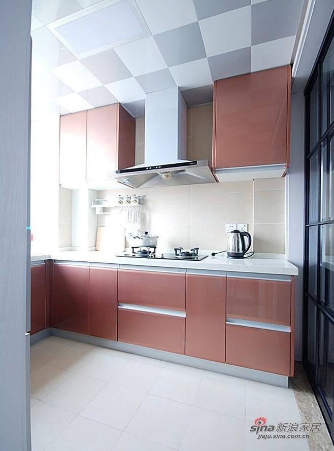 简约 三居 厨房图片来自用户2738820801在12万两房一厅可爱温馨三口之家91的分享