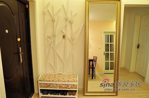 混搭 二居 其他图片来自用户1907655435在5.8万软硬装87平两室两厅现代时尚美家38的分享