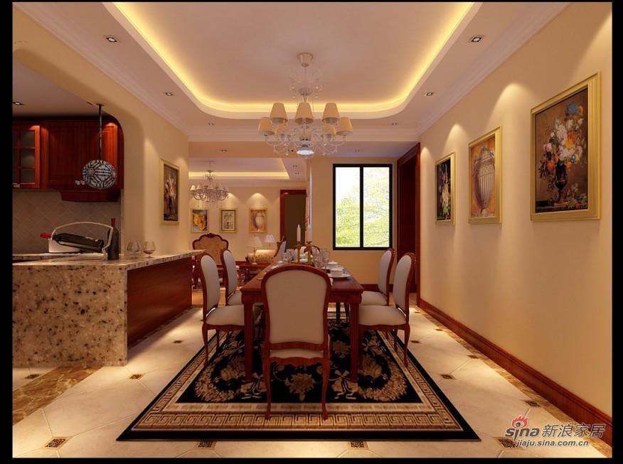 其他 跃层 客厅图片来自用户2558746857在孔雀城美式田园唯美的空间10的分享