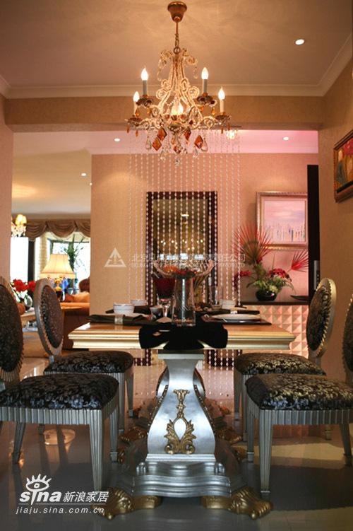 简约 三居 餐厅图片来自用户2738820801在风尚装饰珠江帝景售楼处样板间--典雅的奢华19的分享