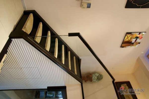 楼梯--极致现代主义