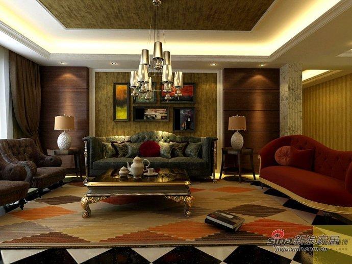 欧式 二居 客厅图片来自用户2746889121在简欧风格22的分享