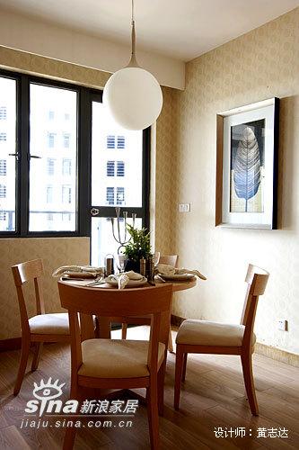 欧式 三居 餐厅图片来自用户2746869241在92平米打造的时尚纯情异域家居18的分享