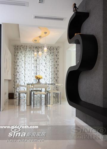 简约 三居 餐厅图片来自用户2737759857在黑与白的完美碰撞91的分享