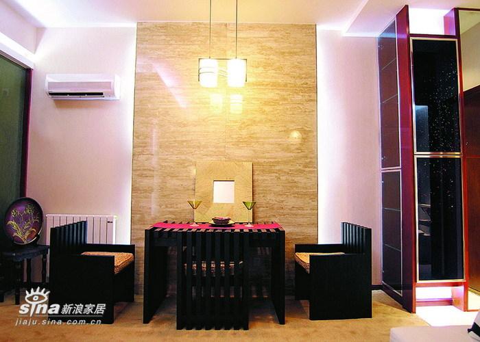 其他 二居 餐厅图片来自用户2737948467在小居大韵71的分享