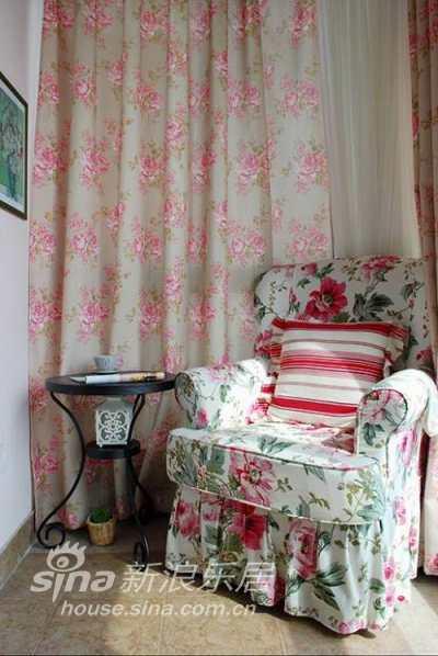 田园 二居 客厅图片来自用户2737791853在莫奈乡村Styie精美居室21的分享