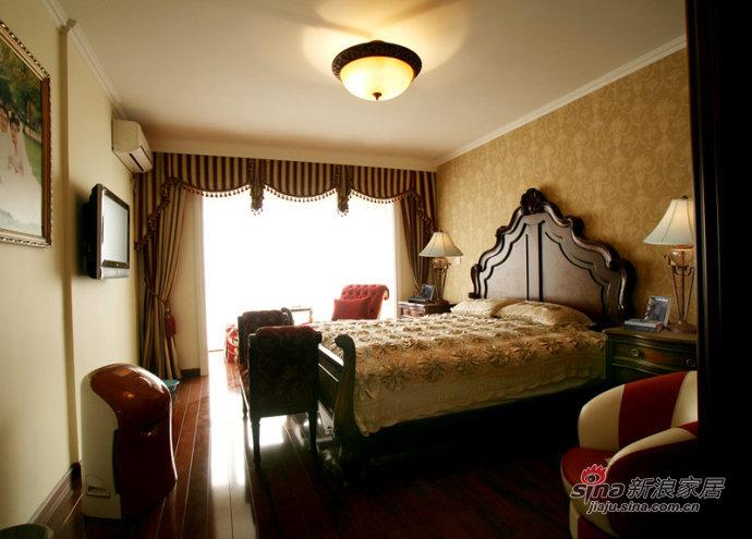 欧式 复式 卧室图片来自用户2745758987在【多图】复试奢华风20的分享
