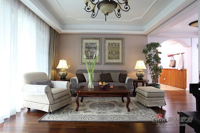 现代 三居 客厅图片来自用户2771251863在11万装90平冬日清新爱巢54的分享