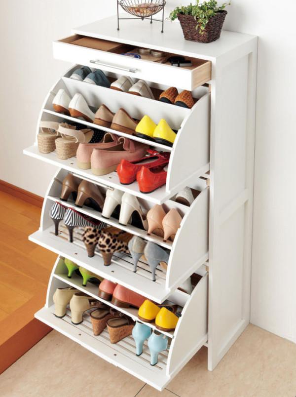 好看又实用的鞋柜!