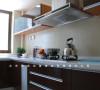 风尚装饰样板间 厨房