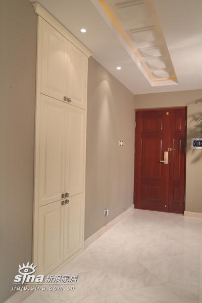中式 别墅 玄关图片来自wulijuan_16在万城华府 博洛尼47的分享