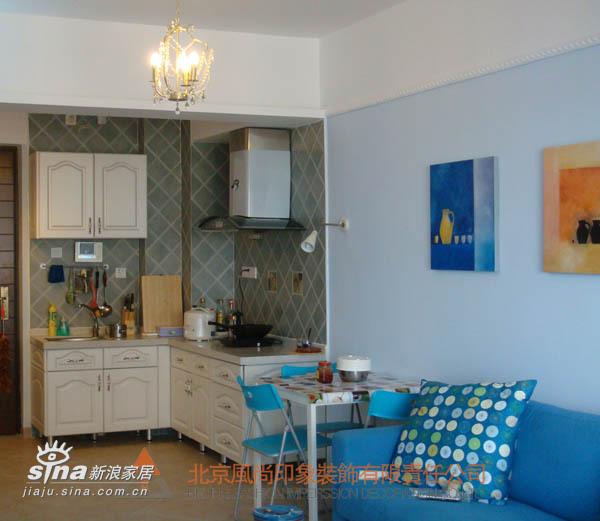简约 一居 厨房图片来自用户2738820801在地中海风情93的分享