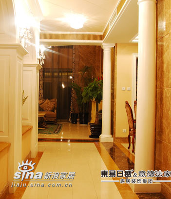 简约 别墅 客厅图片来自用户2557979841在东易日盛-中海安德鲁斯65的分享