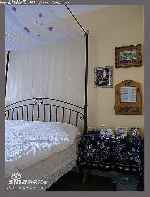 欧式 二居 卧室图片来自用户2746869241在樱桃小屋12的分享