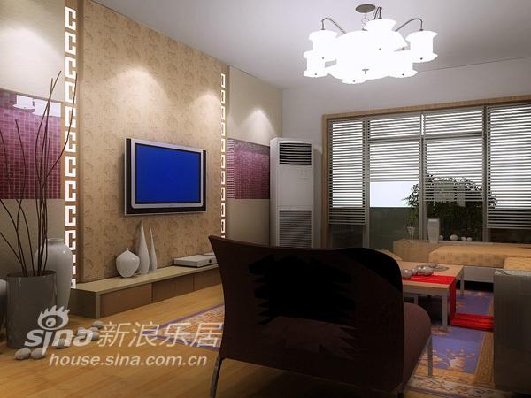 简约 二居 客厅图片来自用户2737759857在北京19的分享
