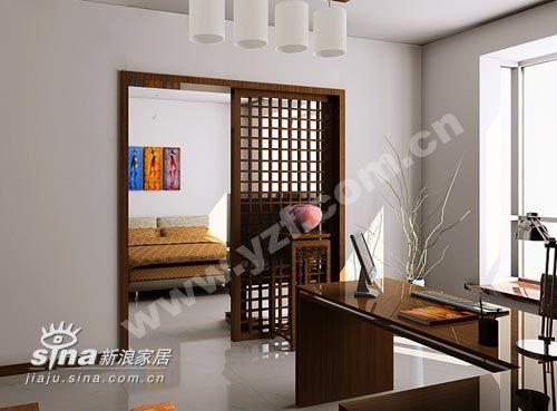 其他 三居 书房图片来自用户2557963305在业之峰装饰书房设计61的分享