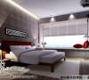 意国时尚卧室