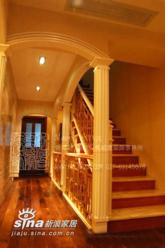 欧式 别墅 楼梯图片来自用户2746889121在水岸星城别墅21的分享