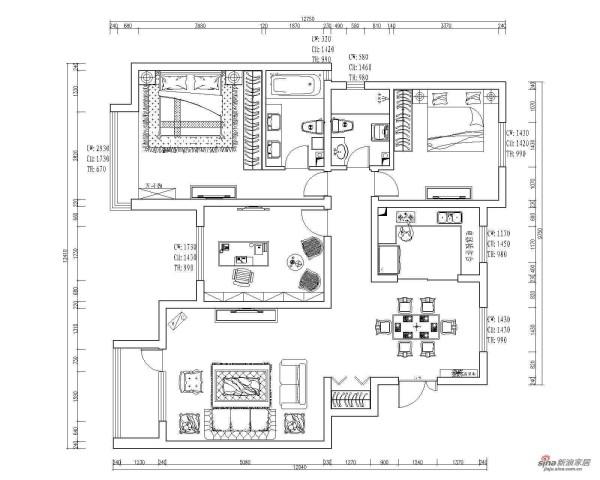 欧式 三居 客厅图片来自用户2772856065在舒适自由的简欧三居86的分享