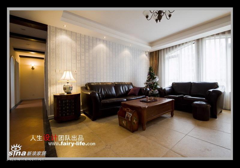 欧式 三居 客厅图片来自用户2772856065在清爽简约的美式51的分享