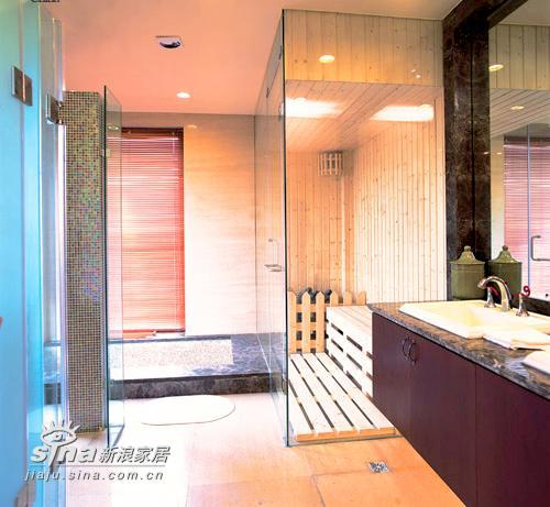 其他 别墅 卫生间图片来自用户2558746857在经典英式样板房 弥漫沉静悠闲生活空间感88的分享