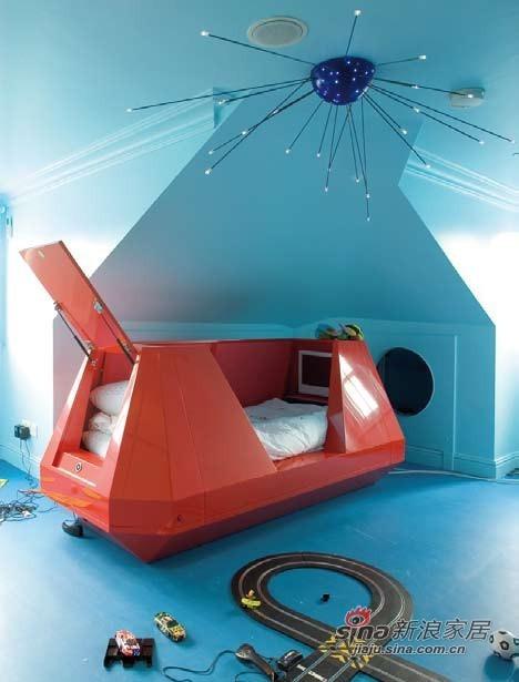 简约 别墅 卧室图片来自用户2738093703在Michel Guillon时尚视觉99的分享